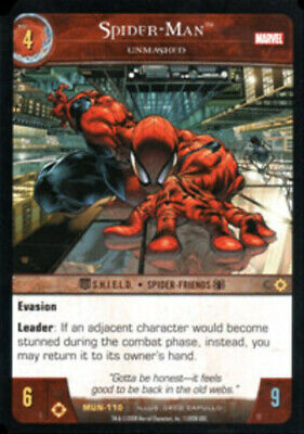 VS System: Spider-man Played Alt Art The Amazing Spider-man TCG CCG Classic