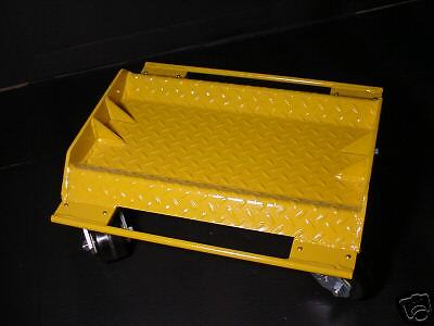 Buske 755 Car mover dolly with heavy duty casters
