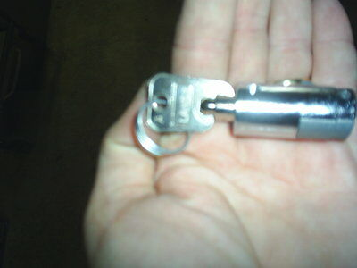 CHICAGO LOCK 7 pin ace key lock  for you snack machine