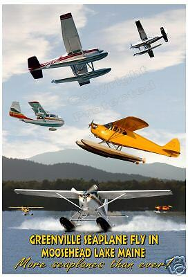 Greenville Seaplane Fly In - More seaplanes than ever!