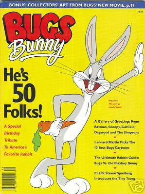 Bugs Bunny – He's 50 Folks!  Special Birthday Tribute