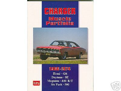 1966 1968 1969 1970 1971 Charger  Muscle Portfolio