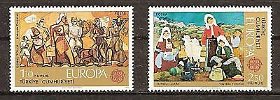 TURKEY #2004-2005 MNH Europa 1975