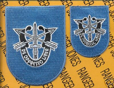 19th Special Forces Airborne ODA pocket flash patch