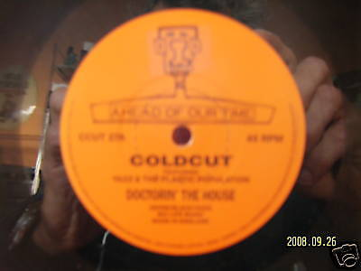 Coldcut feat. Yazz & the Plastic P.- Doctorin the house
