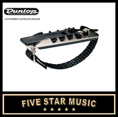 NEW Jim Dunlop Curved Toggle Capo for guitar