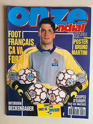 France Football 3 Aout 1999 Special Saison 1999 - 2000