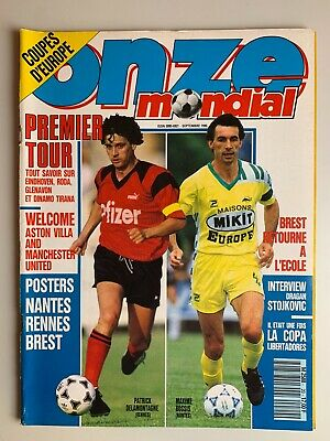 France Football 6 Aout 2002 Special Saison 2002 - 2003