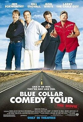 Blue Collar Comedy Tour: The Movie (2003, DVD) - New