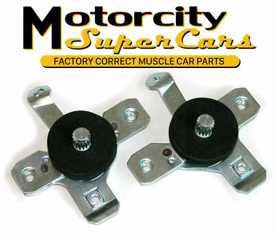 68 69 70 71 72 chevelle gto 442 gs door release latches latch