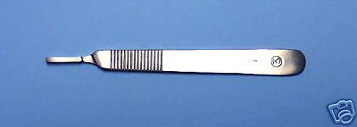 12 Scalpel Handle# 3 Surgical Dental Veterinary Inst