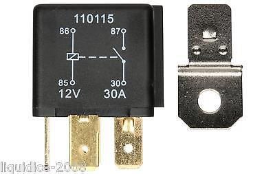 5 PIN RELAY12v 30A 40A AMP SWITCH RELAYS 12v  24v CAR VAN BOOT HOME