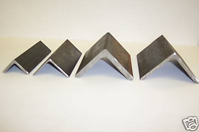 2-1/2 x 2-1/2 x 3/8  INCH THICK STEEL  ANGLE IRON