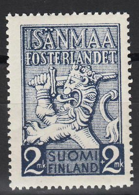 Lion For The Fatherland War Time Finland 1940 MNH