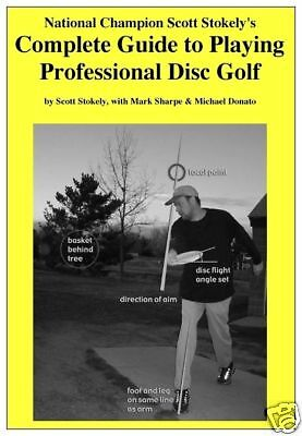 Scott Stokely Instructional Manual Disc Golf
