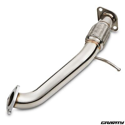 Stainless Exhaust Decat De Cat Front Pipe Downpipe For Honda Civic Fn2 2.2 Cdti