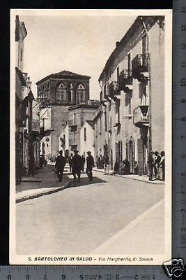 [13844] Benevento  S. Bartolomeo In Galdo - Via Margher
