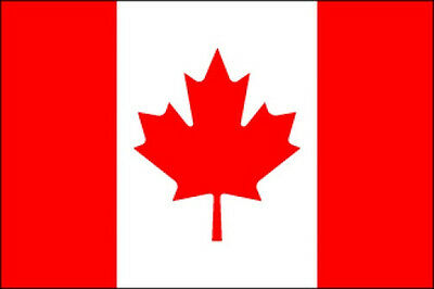 3x5 3 x 5 FT Strong Canada Canadian SolarMax Nylon Flag