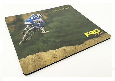 FRO Systems Motocross Jump Mouse Mat - Computer, PC, Laptop,