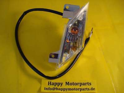 HMParts ATV Quad Roller Blinker Links JUTE MZ-L1 Typ4