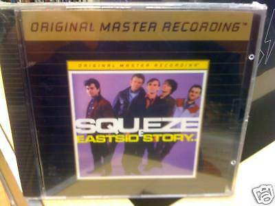 SQUEEZE  east side story  MFSL GOLD-CD MOFI ultradisc