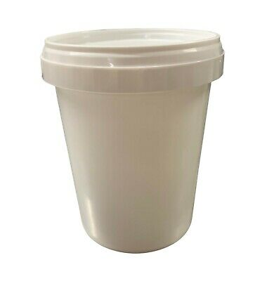 Produce pots 500 ml + clear or white lids Pack of 100