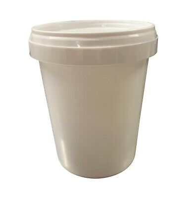 Produce pots 500ml - Pack of 100 with lids