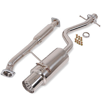 Stainless Steel Cat Back Race Sport Exhaust System For Lexus Is 200 98-05 2.0 Xe