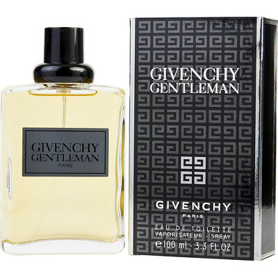 GENTLEMAN 100ml EAU DE TOILETTE SPRAY FOR MEN BY GIVENCHY ------ NEW EDT PERFUME