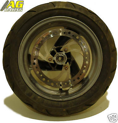 Peugeot Elyseo 125 2002 Front Wheel E12xMTx3.00 Scooter
