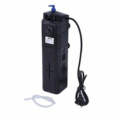 SUBMERSIBLE Aquarium 13 Watt UV Sterilizer w/ Pump 13W