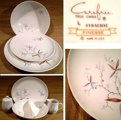 SYRACUSE CHINA, Finesse, Carefree, REPLACEMENT PIECES
