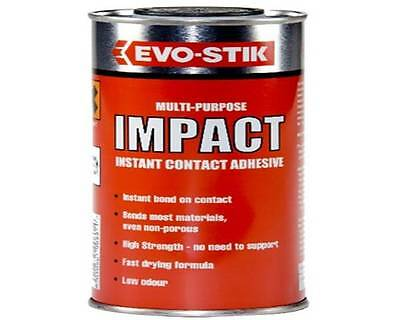 EVO STIK IMPACT 250ml Stick Contact Adhesive Multi Glue