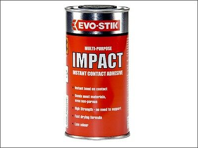EVO STIK IMPACT 500ml Stick Contact Adhesive Multi Glue