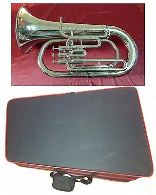 Warehouse Sale! Band Certified Tristar Euphonium +Case