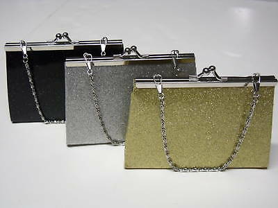 Leatherette Bridal/Prom/Evening Sparkling Clutch Purse