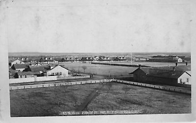 US ARMY Ft  Sill OKLAHOMA Indian Territory 1899