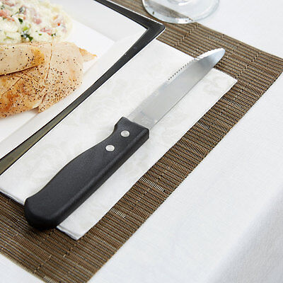 Beef Baron S/s Steak Knife  Close Out!!! While They Last Free Shipping Usa Only