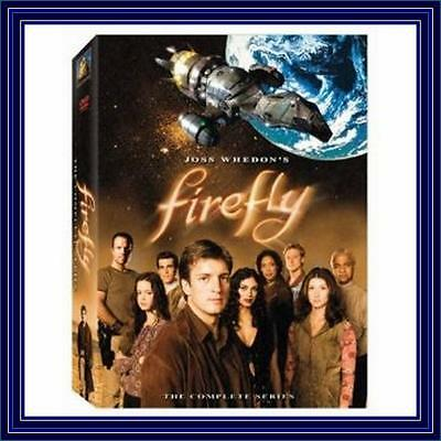 Firefly - The Complete Series *** Brand New Dvd Boxset***