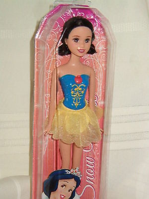 Disney Ballerina Princess Snow White Doll MIP