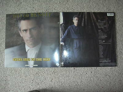 David Benoit Every Step Of The Way Lp Record New Sealed