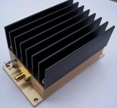 1-1000MHz 1W 40dB Gain RF Amplifier,MPA-10-40, New, SMA