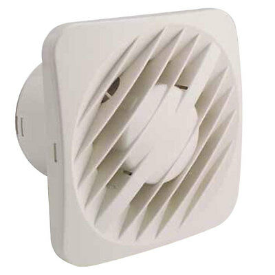 "Greenwood Airvac AXSK Extractor Fan 6"" (150mm) Axial"