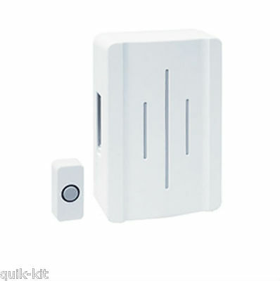 Greenbrook DHT01AN-C Door Chime, Built in Transformer, Wire & Push Kit