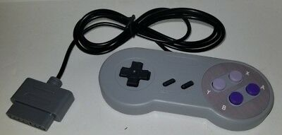 NEW  16 Bit Controller for Super Nintendo SNES System with 6 Foot Cord