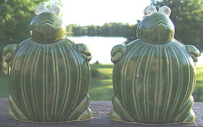 Vintage Turtle Tortoises Salt & Pepper Shakers JAPAN