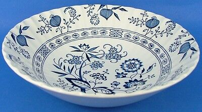 JG Meakin Classic Blue Nordic Round Vegetable Bowl