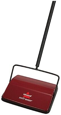 Bissell 22012 Swift Sweep Cordless Carpet Sweeper NEW