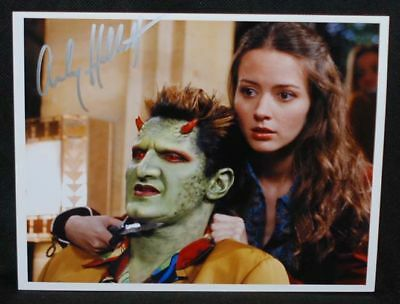 Andy Hallett (Lorne) ANGEL/BUFFY AUTOGRAPH (Deceased)