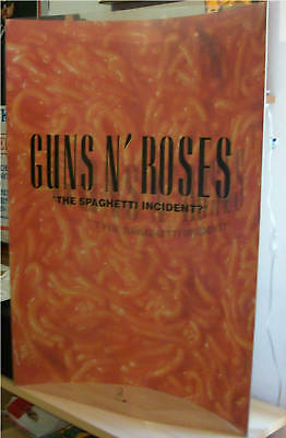 "Guns N' Roses : Cartonato Pubb.""the Spaghetti Incident"""